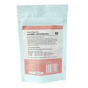 Instant Specialty - 40g Pouch - Colombia Decaffeinated - Back - On Transparent - 800